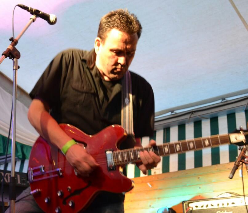 Berno van Soest @ Blues Zyfflich 2012